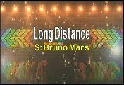 Bruno Mars Long Distance Karaoke Version