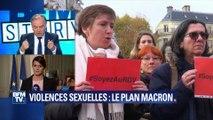 """Violences faites aux femmes: """"l'urgence nous la connaissons"""" assure Marlène Schiappa"""