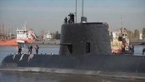 """Armada Argentina dice que """"no hay ninguna autocrítica"""" en búsqueda del submarino"""