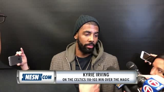 Kyrie Irving Leads Celtics with 30 Points