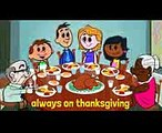 Thanksgiving Songs for Children - Thanksgiving Feast - Kids Turkey Song by The Learning Station