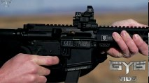 Quickly turn any AR-15 into a 9mm Shooting Rifle that takes GLOCK MAGS