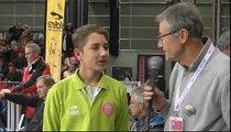 """Trophée des Villes à Autun, l'Interview Boulistenaute """"Jeunes"""" avec Anthony LAURENT équipe de Moulins"""