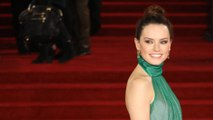 """J.J. Abrams Told Daisy Ridley Her First' Force Awakens' Scene Was""""Wooden"""""""