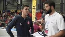 """Trophée des Villes à Autun, l'Interview Boulistenaute """"Jeunes"""" avec Alexis SOUGNOUX équipe de La Rochelle"""