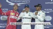Grand Prix d'Abu Dhabi - Le résumé des qualifications
