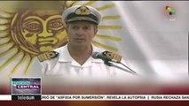 Armada Argentina: No hay mayores novedades sobre el submarino