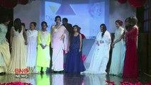 Acid Attack Survivors Take to Catwalk in New Delhi Fashion Show