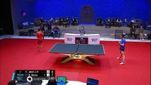 전지희vs소촤 2017 아시아태평양탁구리그 JEON Jihee vs B Szocs 2017 T2 Asia Pacific Tabletennis League T2AP