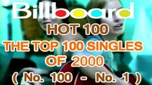 2000 - Billboard Hot 100 Year-End Top 100 Singles of  2000