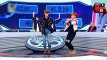 141023 BTS dance to girl groups cut - video dailymotion