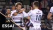 TOP 14 - Essai Yann LESGOURGUES (UBB) - Bordeaux-Bègles - Brive - J11 - Saison 2017/2018