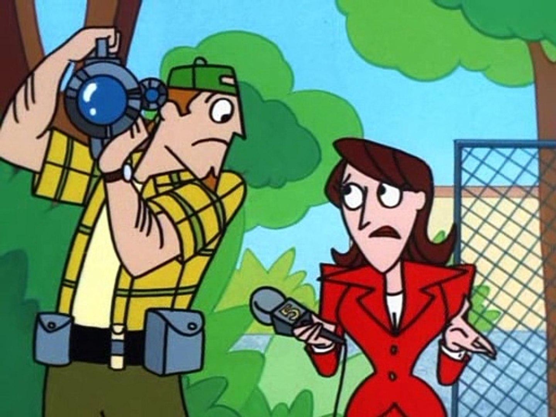 Dexter's Laboratory S01E20 - The Justice Friends- TV Super Pals