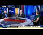 Watch Peter Lilley on Sky News discuss the topic of the EU 'divorce bill'
