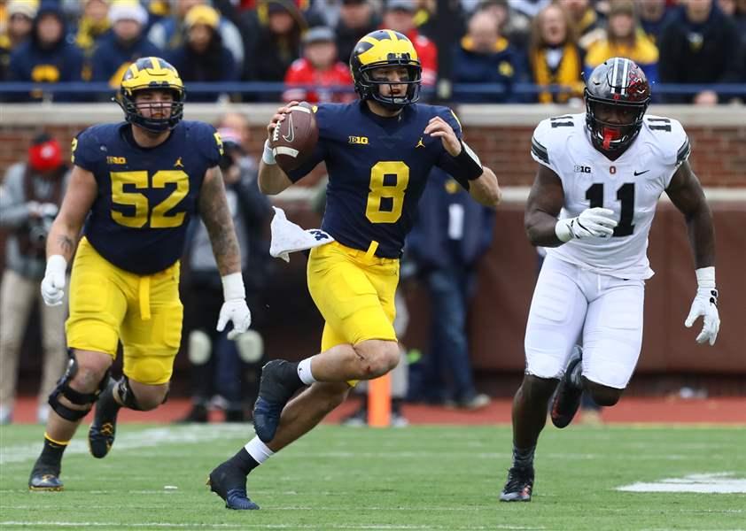 Ohio State at Michigan – Football Highlights
