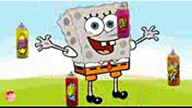 Baby Learn Colors with SpongeBob SquarePants  Spongebob, Patrick Star, Mr Krabs (3)