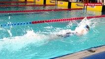 Saint-Brieuc. Championnat de Bretagne de natation