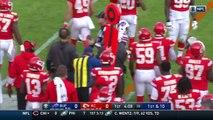 Tyrod Taylor Takes Buffalo Downfield on Big TD Drive vs. KC!   Bills vs. Chiefs   NFL Wk 12
