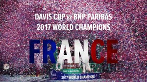France's road to the 2017 Davis Cup title