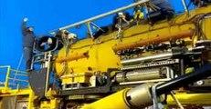 Argentine Submarine Search Crew Prepares Deep Dive Vehicle