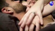 2 Erkek ve 1 Kadın Aynı Yatağı Paylaşıyor, Üçlü İlişki Duyanları Şaşırtıyor!
