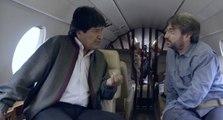 Salvados - Evo Morales. Entrevista al Presidente de Bolivia por Jordi Évole