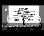 5--Business VOIP Solutions 2016