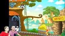 ПРИКЛЮЧЕНИЯ 3 ПАНДЫ в стране Фантазии мультик игра от FFGTV детский летсплей для детей и малышей-_017QAHNHb0