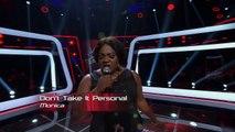 "Nwando Okoli sings ""Don't Take It Personal"" _ Blind Auditions _ The Voice Nigeria Season 2-glT216XxZSc"