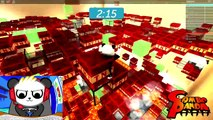 Roblox TNT Rush THE FLOOR IS LAVA Let's Play with Combo Panda-4VCGIw3Tv-E