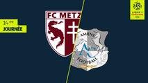 FC Metz - Amiens SC (0-2) - Résumé - (FCM - ASC) 2017-18