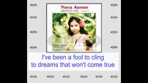 Nora Aunor - In My Life Lyrics Video