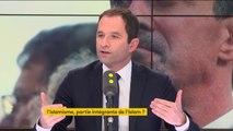"""""""Manuel Valls a affaibli la République"""" affirme Benoît Hamon :  """"dans une interview à El Pais, il fait la confusion entre islam et islamisme. Il n'est plus le bon interlocuteur pour parler de ces questions-là."""""""