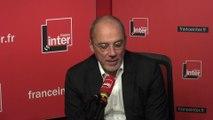 Le PDG d'Orange, Stéphane Richard, répond aux questions de Léa Salamé.
