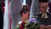 Miss Univers 2017 : Le décolleté d'Iris Mittenaere fait sensation, Miss Afrique du Sud élue (Vidéo)