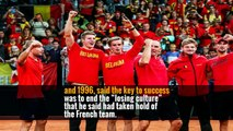 France Wins First Davis Cup Title in 16 Years