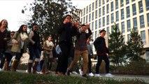 Les étudiants américains veulent effacer leur dette du tableau