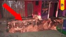 40 injured as nightclub floor collapses in Tenerife