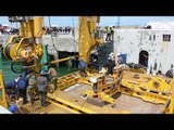 Search Crew Prepares Deep Sea Vehicle to Search for Missing Argentine Submarine