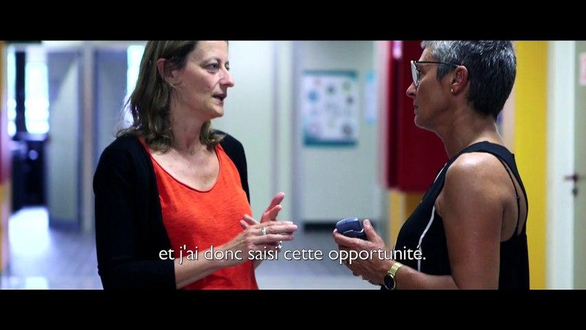 """Film métier """"Chargée de communication"""""""