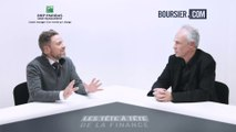 Les Tête-à-tête de la finance : Interview de Bertrand Alfandari, Responsable du développement ETF - BNP Paribas Easy.