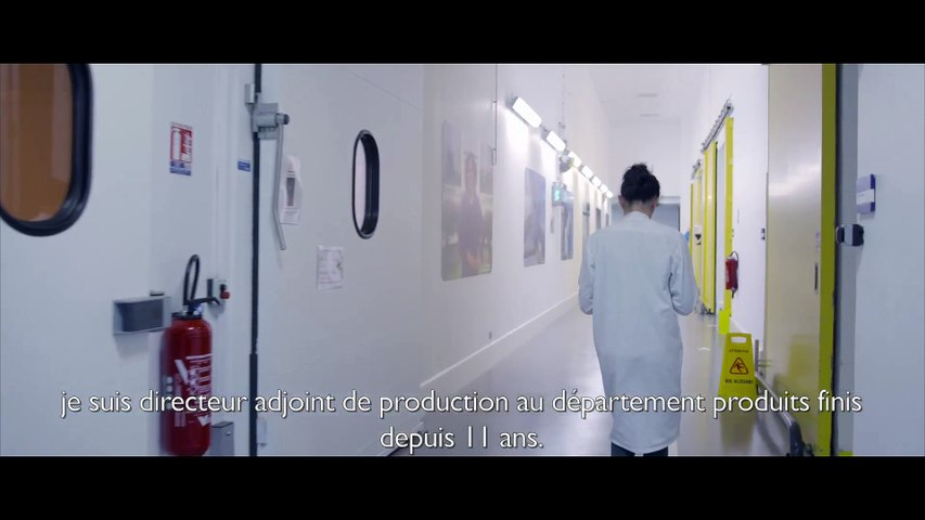 "Film métier ""Responsable production"""