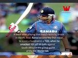 Happy Birthday    Indian Cricketer    Suresh Raina    Wikileaks4india