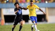 Les buts de Shoya Nakajima avec le Japon