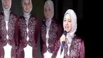English Naat | Beautiful English and Arabic Naat by Arabic Girls | Mehfil-e-Naat in Hijaz (Saudi Arab)