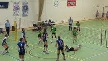 Sports : Volleyball féminin, St Pol/mer vs Florange - 27 Novembre 2017