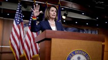 Pelosi response to Conyers allegations complicated Democrats' position