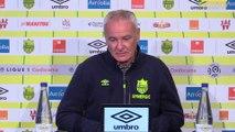 Claudio Ranieri avant FCN-ASM