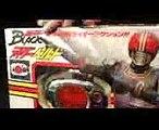 仮面ライダーBLACK ブラック ライダーベルト 変身回転ライダーアクション Kamen Rider Black Rider belt Henshin Rider Action
