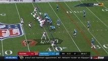Julio Jones Unbelievable Dropped Pass | Falcons vs. Panthers | NFL